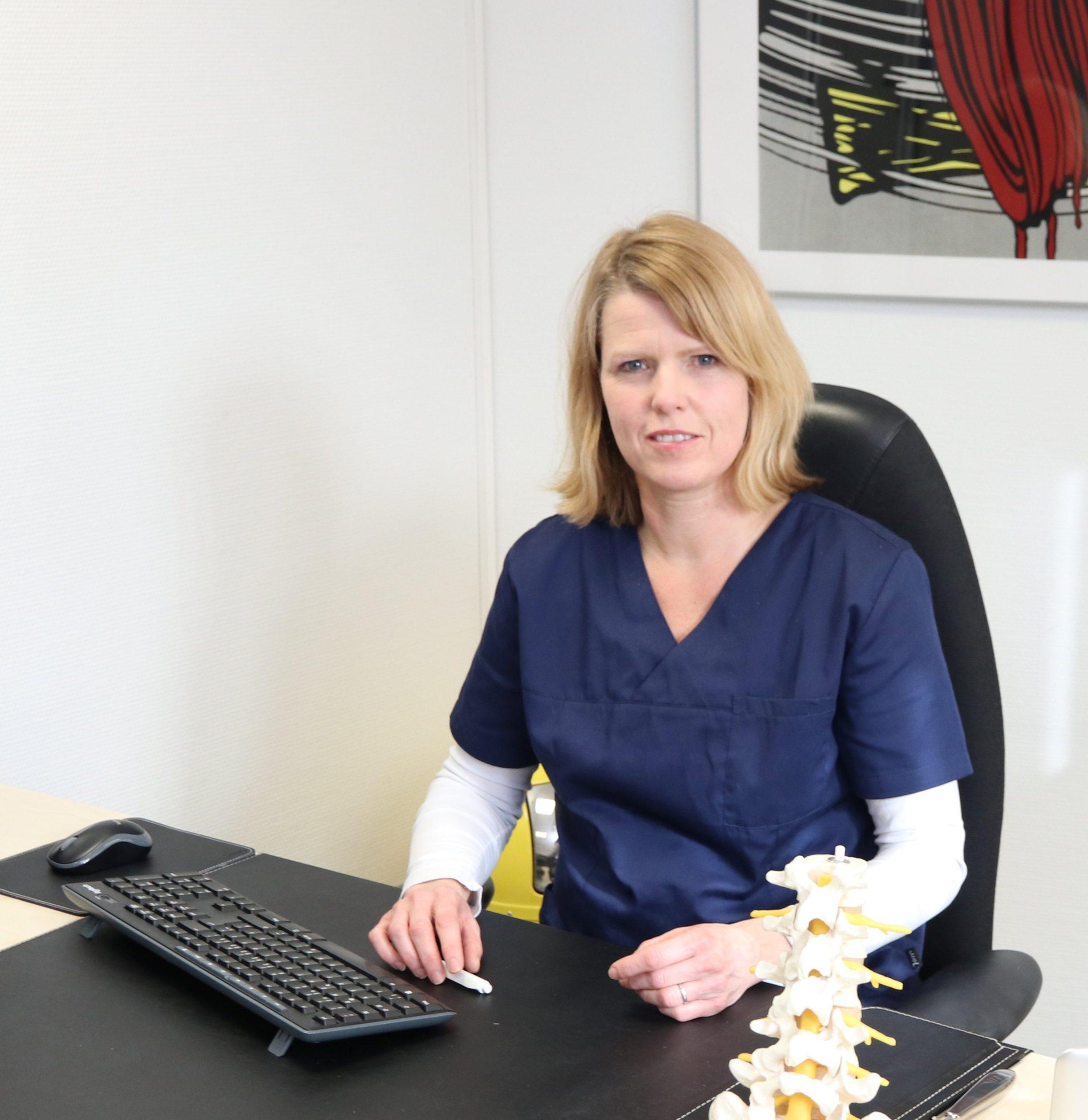 Dr. Nicole M. Weisner Fachärztin für Neurochirurgie